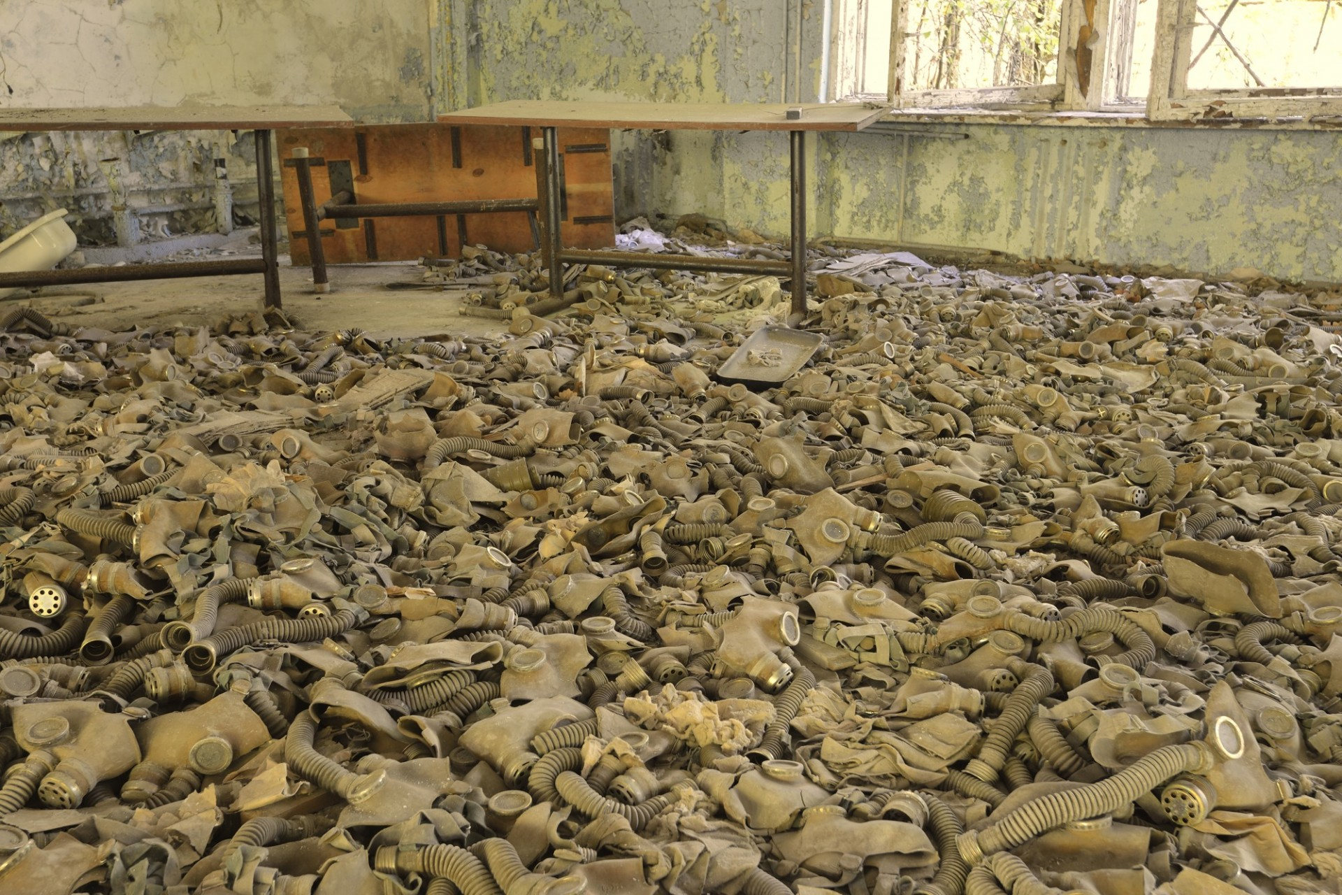 The Schools of Pripyat