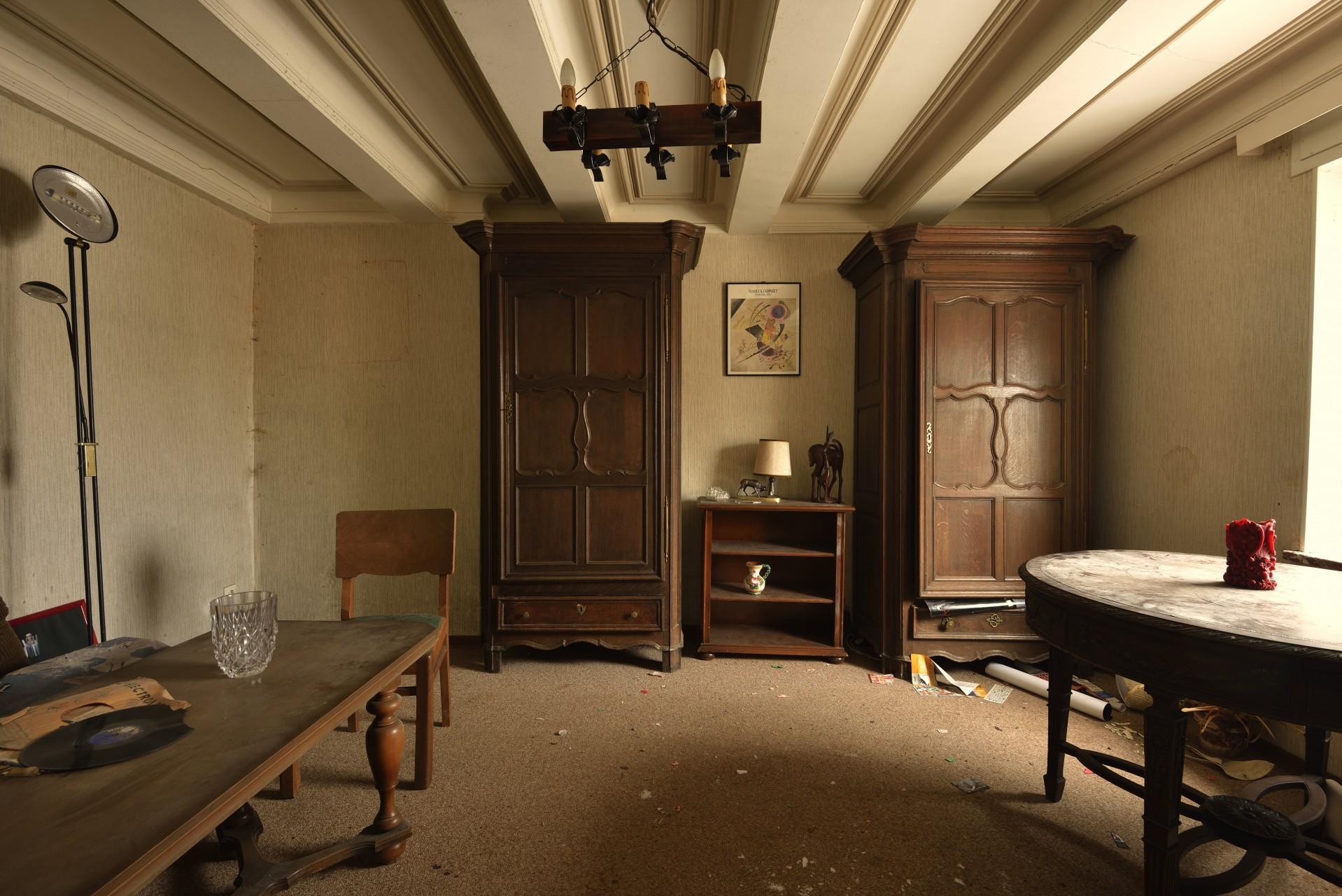 Maison Hommel - Living room
