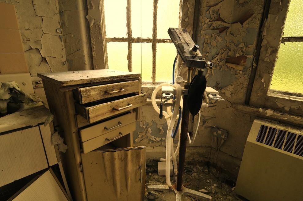 West Park Asylum (UK)