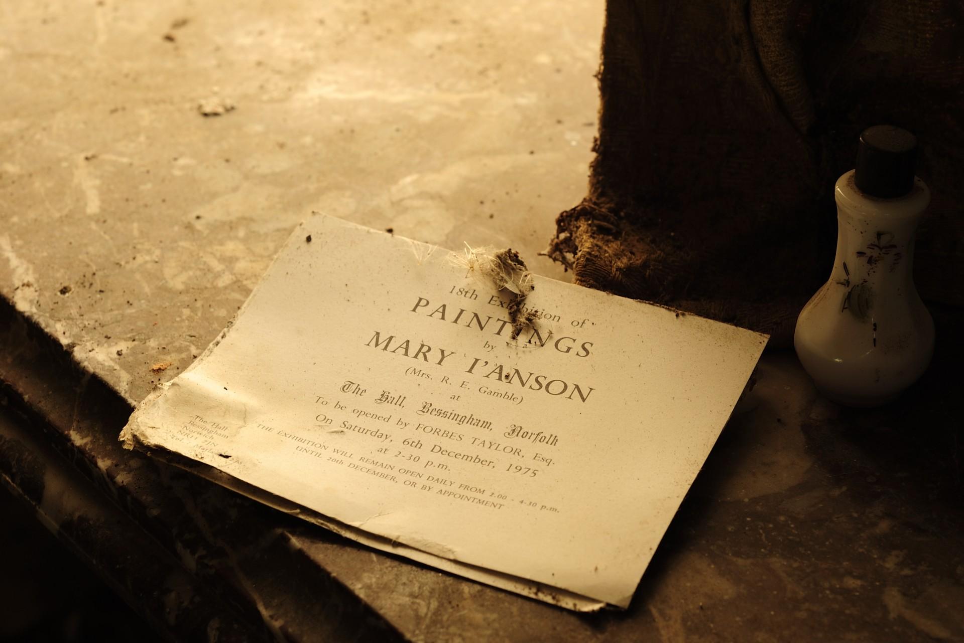 Bessingham Manor - Memories