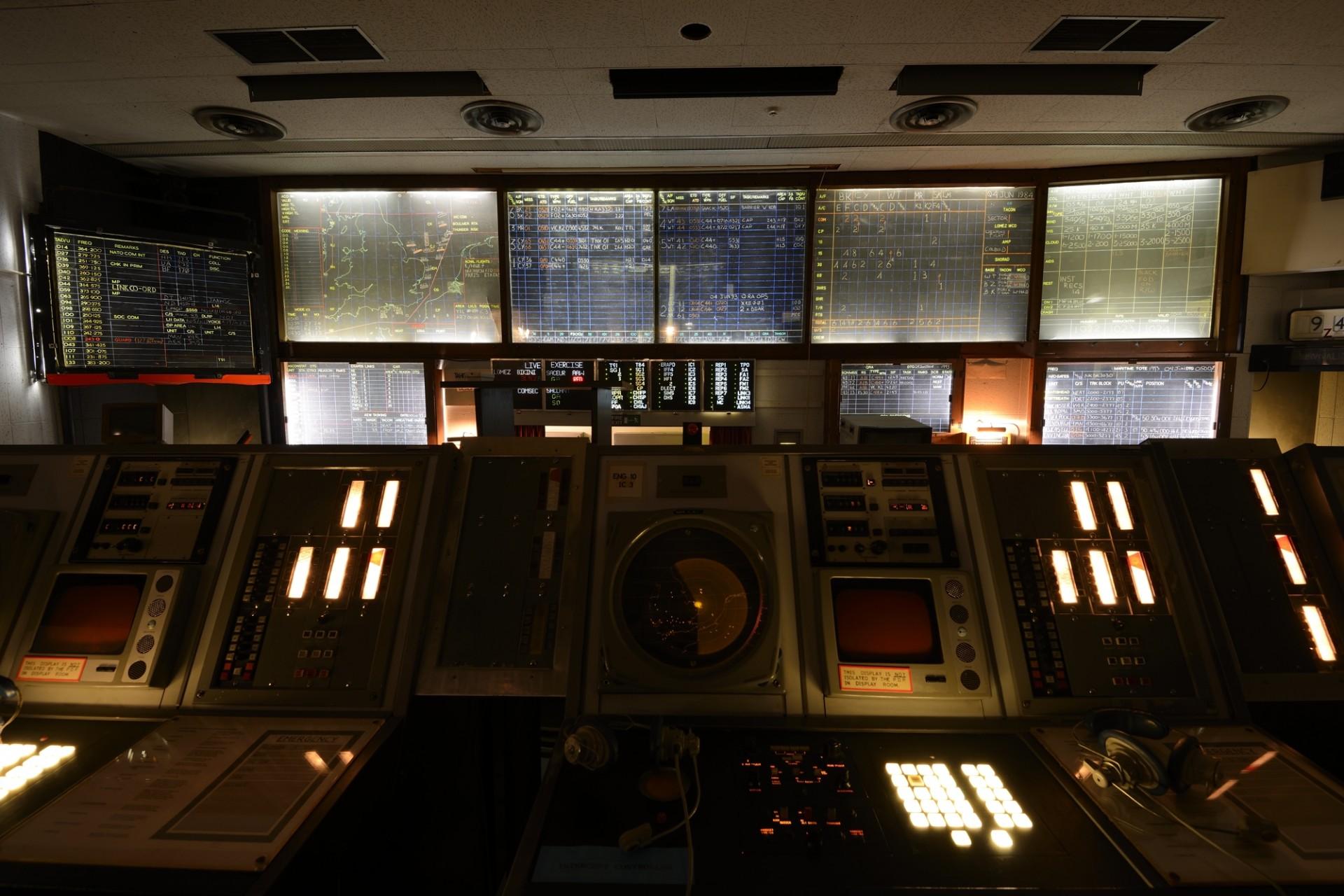 RAF Neatishead (Sector Operations Room) (UK)