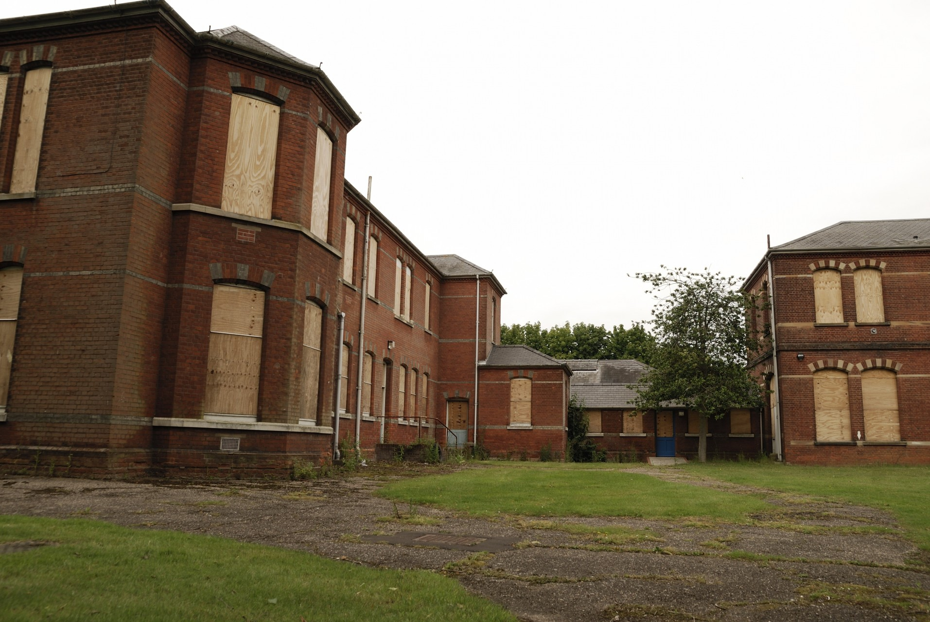 St. Andrews Asylum - Exterior view 2009