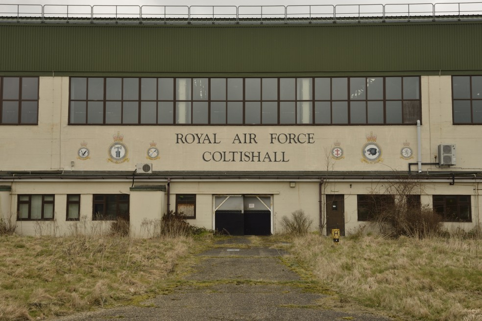 RAF Coltishall (UK)