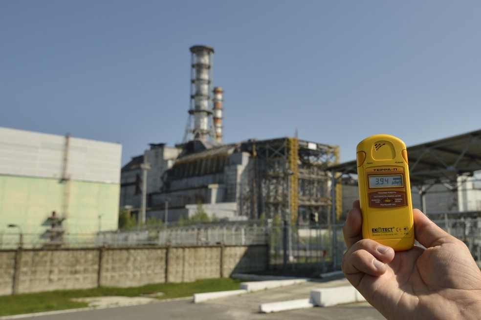 Nuclear Reactors / Radiation Testing (Chernobyl, Ukraine)