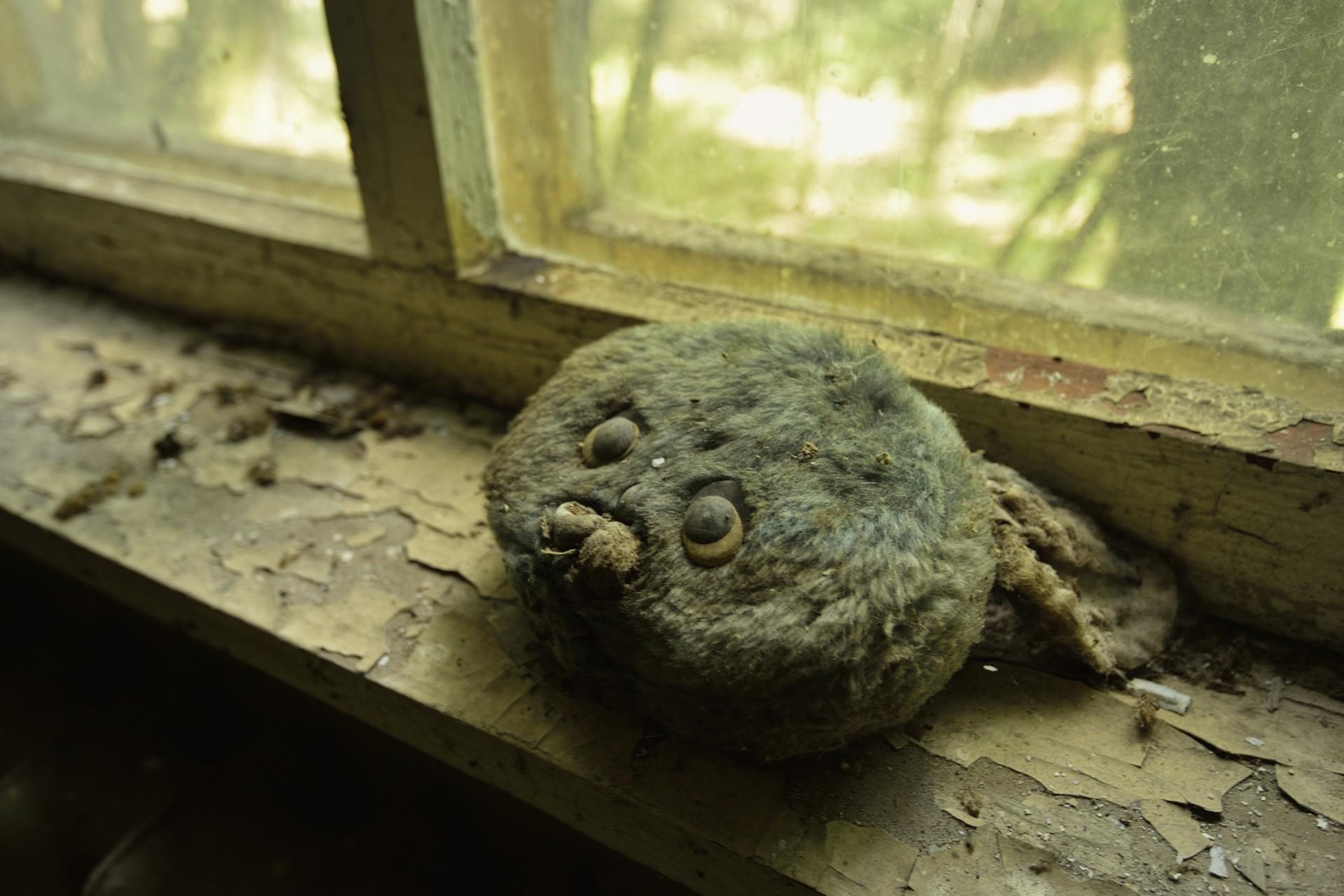 Pripyat School / Kindergarten (Chernobyl, Ukraine)