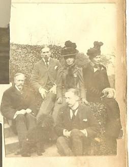 1901 Dr. F W Burton-Fanning