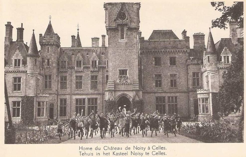 Chateau Noisy Front Celles